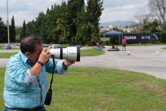 Presentación de la nueva Fujifilm X-T3