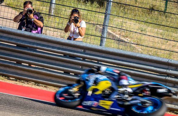Exposición Moto GP World Traveler – X-Photographer Rafa Marrodán