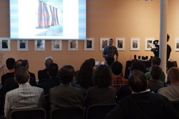 Presentación del sistema de formato medio GFX en Foto Colectania