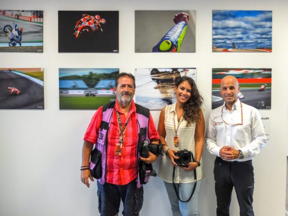 Exposición Moto GP World Traveler – X-Photographer Rafa Marrodán
