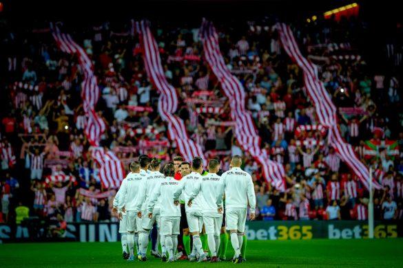 Cobertura Athletic Club-Real Madrid con X-T3 + XF200mm