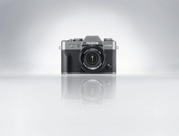 Presentación de la nueva cámara Fujifilm X-T30