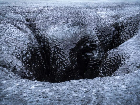 Proyecto Melting Landscapes de Fernando Moleres