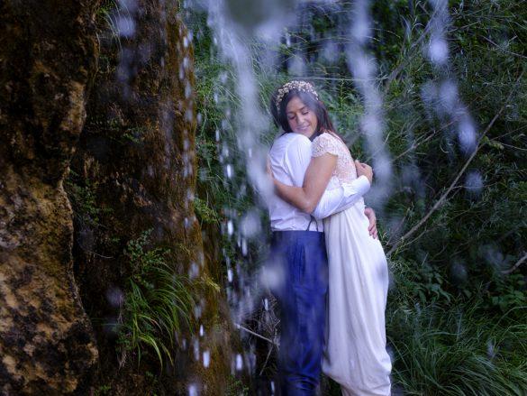 Fotografía de boda con Pedro Etura y el sistema de formato medio Fujifilm GFX