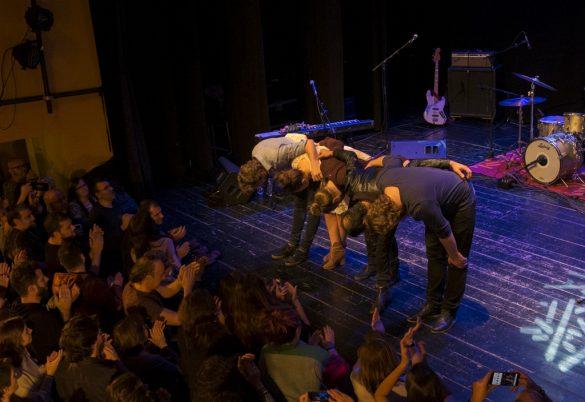 Fotografía de conciertos: Cuando la luz baila
