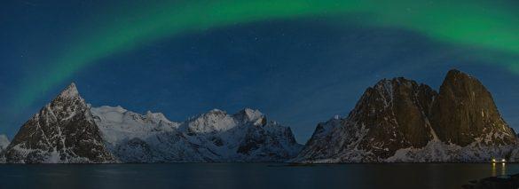 Islas Lofoten, en busca de las Luces del Norte