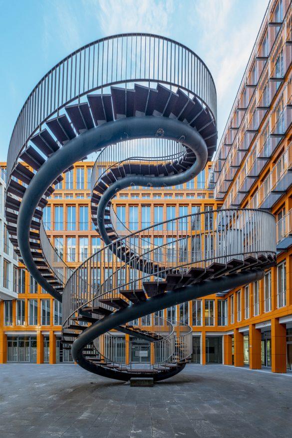 Añade la fotografía de arquitectura en tus viajes