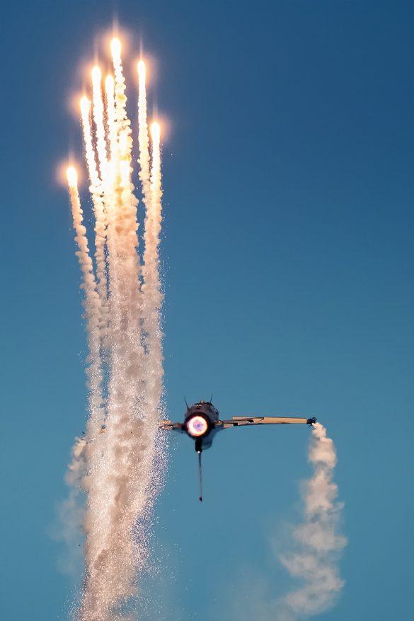 Mirrorless y aviación, mirando al cielo