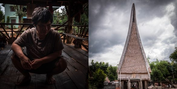 Proyecto Face Oblivion del X-Photographer Arturo Rodríguez