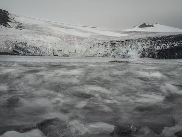 Proyecto Melting Landscapes del X-Photographer Fernando Moleres