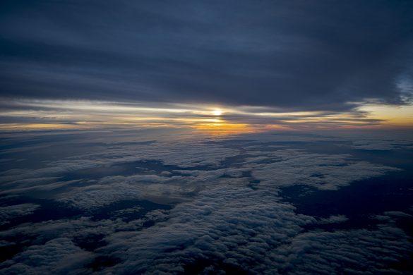 Con mi cámara al cielo