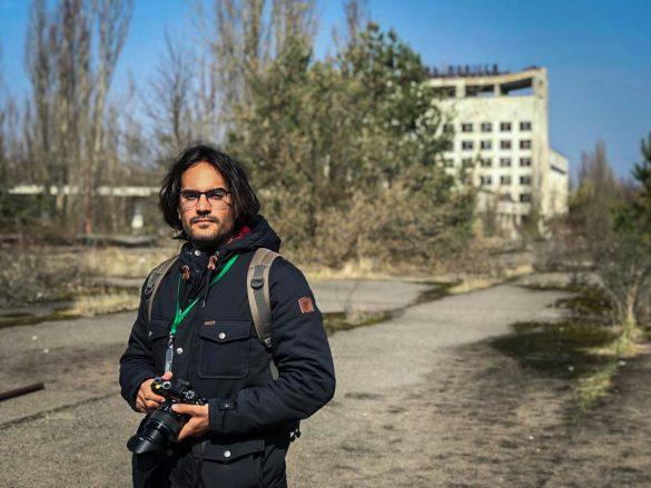 Crónica de un viaje a Chernobyl