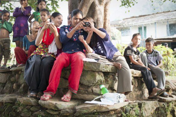 """Proyecto de fotografía participativa """"Be Artsy"""""""