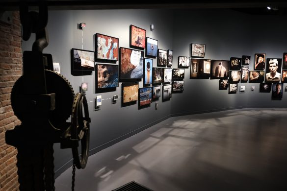 """INAUGURACIÓN EXPOSICIÓN """"SOLO"""" DEl X-PHOTOGRAPHER MATÍAS COSTA"""